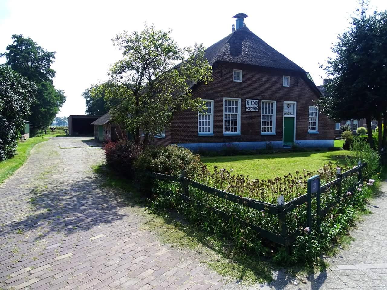 Restauratie monumentale boerderij Rouveen